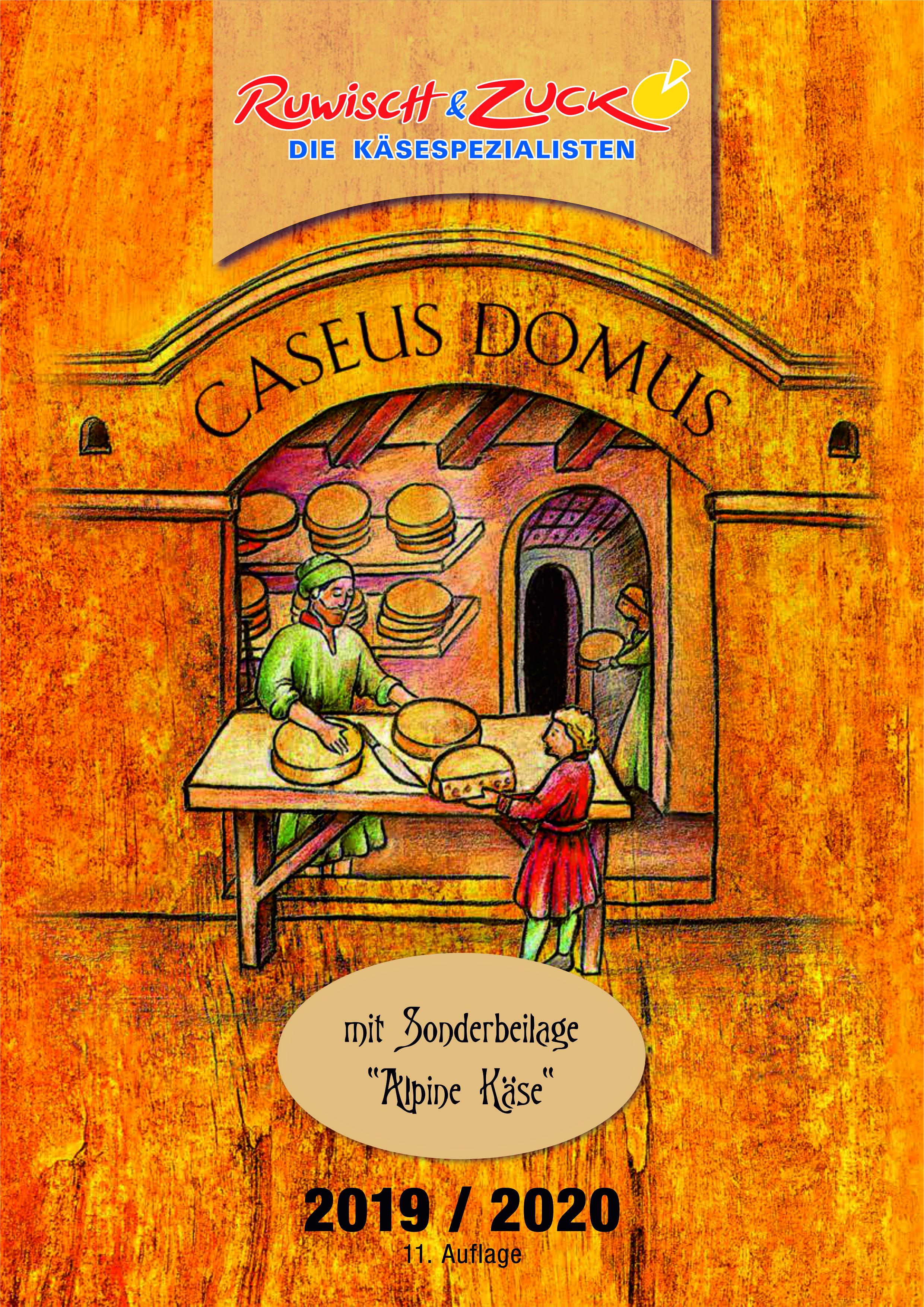Caseus Domus 2019